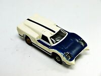 custom resin /'37 ford tudor sedan t-jet ho slot car body