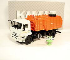 1:43 KAMAZ 43253 MKM 4503 Müllwagen garbage truck ex SSM USSR UdSSR russian