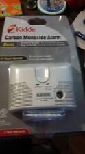 Kidde Carbon Monoxide Alarm Detector Model KN-COB-DP-H Basic AC Plug In