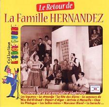 La Famille HERNANDEZ / Le Retour de / (2 CD) / NEUF
