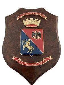 Crest Of 131 Reggimento Carri (ITA)