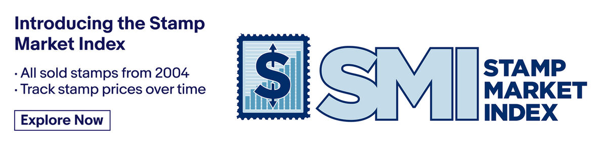 Stamp Market Index