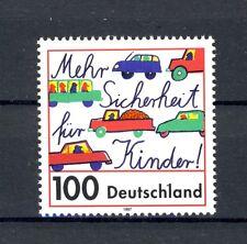 1997 Einzelmarke postfrisch Mi.-Nr. 1897, Mehr Sicherheit für Kinder im Straßenv
