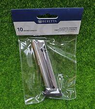 Beretta .22LR OEM SS Magazine 90 Series 92FS-22 M9-22 M9A1-22, 10 Round - 519.61
