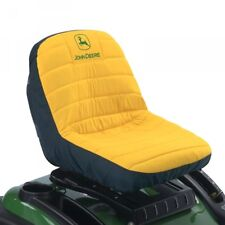 John Deere Riding Mower Cloth Seat Cover Size Small Classic Accessories LP22704