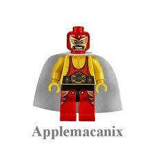 NEW LEGO 70809 The Movie Lord Business Evil Lair EL MACHO WRESTLER Minifigure