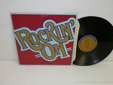 VARIOUS ARTISTS: Rockin' On LP Columbia 1P 7036 (1979) Jaynetts,Capris,Cleftones