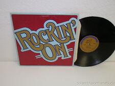 VARIOUS ARTISTS: Rockin' On LP Columbia 1P 7036 (1979) Jaynetts,Capris,Cleftones