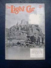 'THE LIGHT CAR MAGAZINE 14.05.1937' - WHITSUN EVENTS
