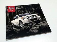 2013 Nissan Titan S SV Pro-4x SL Brochure
