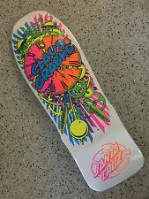 Santa Cruz Grabke Exploding Clock 10 Old School Reissue Skateboard Deck ONLY ONE