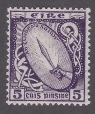 "Ireland 1922-23 #72 ""Sword of Light"" - MNH"