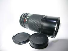 Canon New FD 70-150mm f/4.5 MF Zoom Lens excellent+ #98