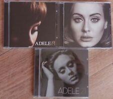 3 cd Adele , 19 , 21 , 25