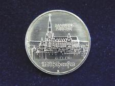 DDR.  5 Mark, 1989 A, Mühlhausen, Cu/Ni/Zn.! orig.! St.!