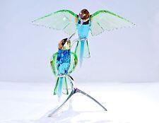 Swarovski Bee-eaters Peridot Large Green Birds Wedding 957128 Brand New in Box