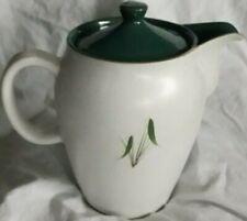 "DENBY Pottery ""Greenwheat"" tea pot"