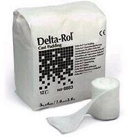 Cast Padding Undercast Delta-Rol 4 Inch X 4 Yard Acrylic NonSterile Case/36
