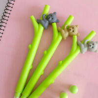 6Pcs Cute Cartoon Koala Animal Gel Pens Office School Student Supply Stationery