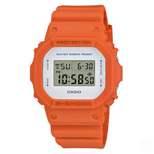 CASIO G-SHOCK Military Colour Orange Watch GShock DW-5600M-4