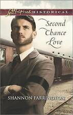 NEW Second Chance Love (Love Inspired Historical) by Shannon Farrington