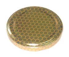 Capsula  tappi per confetture miele per barattoli vetro 1 scelta 150 pezzi d. 53