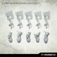 Kromlech Gore Legion Chain Axes [left] (5) Brand New KRCB238
