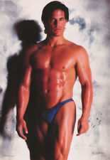 POSTER : PHILLIP  - SEXY MALE MODEL   FREE SHIPPING !   #3175   RC8 J