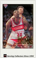 1994 Australia Basketball Card NBL Series 2 Defensive Giant DG4--Melvin Thomas