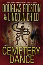 Cemetery Dance by Lincoln Child and Douglas Preston (2009, Hardcover)