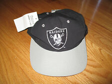 Vintage C Competitor OAKLAND RAIDERS (Adjustable Snap Back) Cap w/ Tags