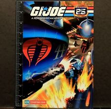 G.I. JOE 2008 25th Anniversary comic Action Figure Pack variation #115  NM 9.4