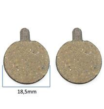 Abside artek shockwave zoom db 250 350 450 550 semi metallic disc brake pads