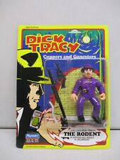 1990 Playmates Dick Tracy Coppers and Gangsters The Rodent