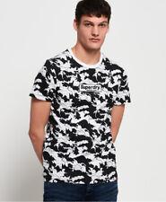 Superdry Mens International Monochrome T-Shirt