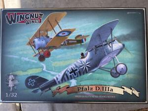 WNW Wingnut Wings Pfalz DIIIa