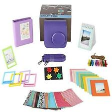 ❤ Polaroid Accessories Polaroid Camera Pic-300 Instant Film Bundle 9 Pc Kit Uniq