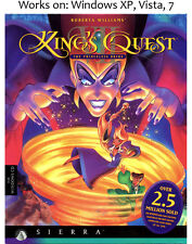 Kings Quest 7 + 8 PC Game