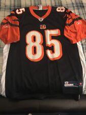 Chad Ochocinco Retro Cincinnati Bengals Black Size Medium NFL Jersey