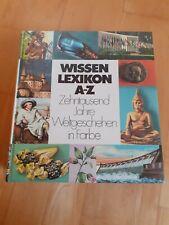 Wissen Lexikon A-Z, Lexikon, Geschichte  Nachschlagewerk, Weltgeschichte