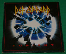 Def Leppard Rare Promotional Cd Single Tonight 1993 Nwobhm Out Of Print Rare
