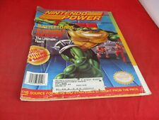 Nintendo Power Volume 49 Battletoads & Double Dragon Cover #D1