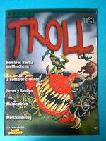 Revista Troll - Numero 3 en Castellano - JU205