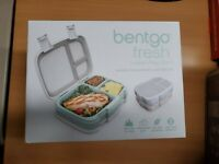 Bentgo Fresh 3-Meal Prep Pack   Versatile Compartment Lunch Box   Meal Planning