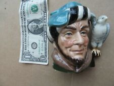 Early, Colorful Hi-Quality Royal Doulton Toby Jug, The Falconer, Gift