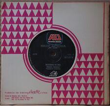 """MIRIAM BATUCADA 1967 """"Batucando Na Mao"""" Bossa Nova Samba Jazz 7"""" 45  BRAZIL HEAR"""