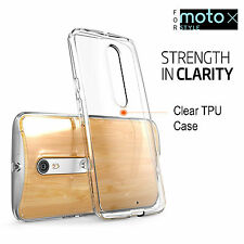 Motorola Moto X Style Case Cover Clear Skin TPU Protective Case For Moto X Style