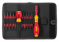 Wiha 41231 SlimVario Interchangeable Screwdriver Set