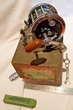 PENN SENATOR 111 - 2/0  in Orig Box+Lube+Wrench   Rare / COLLECTORS   (Ref-R476)
