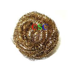 5pcs Heavy Duty Soldering Solder Iron Tip Cleaner Metal Steel Wire Clean Ball
